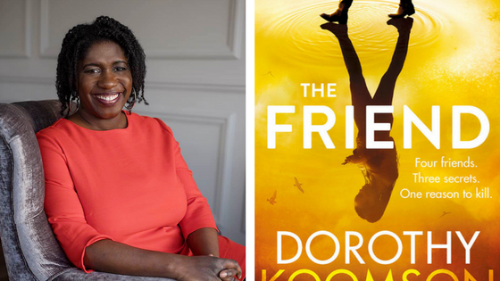 The Friend by Dorothy Koomson