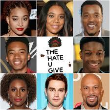 The Hate U Give trailerreleased