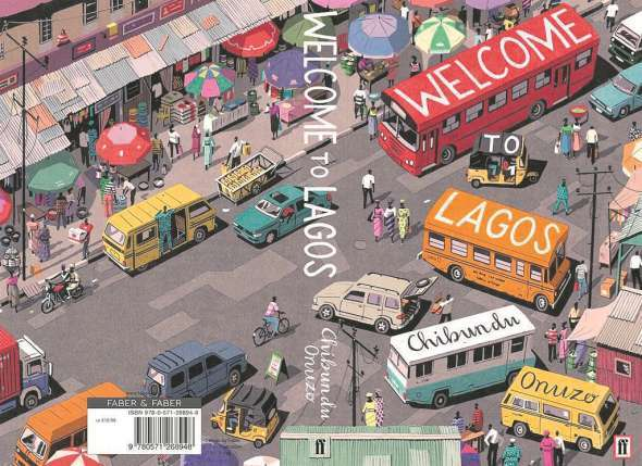 Review: Welcome to Lagos by Chibundu Onuzo
