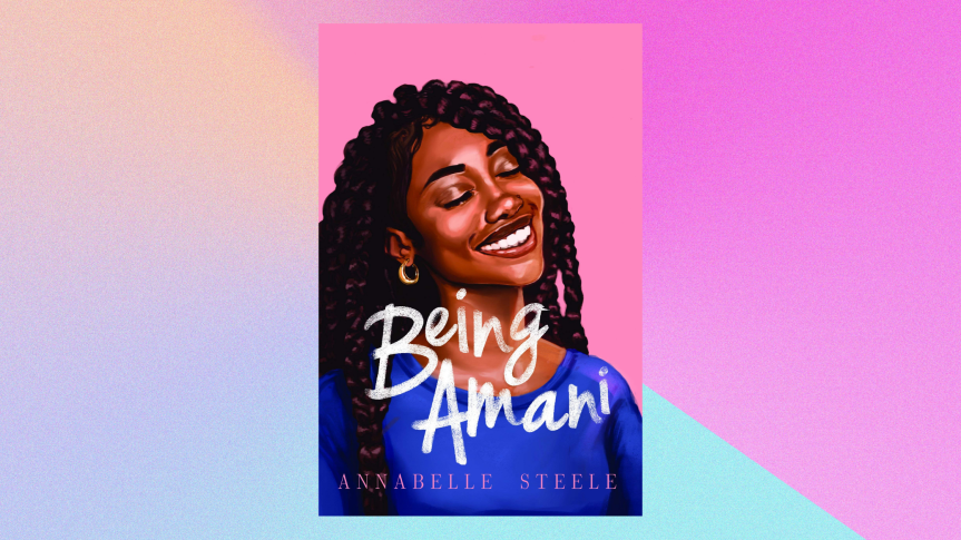 Review: Being Amani by AnnabelleSteele